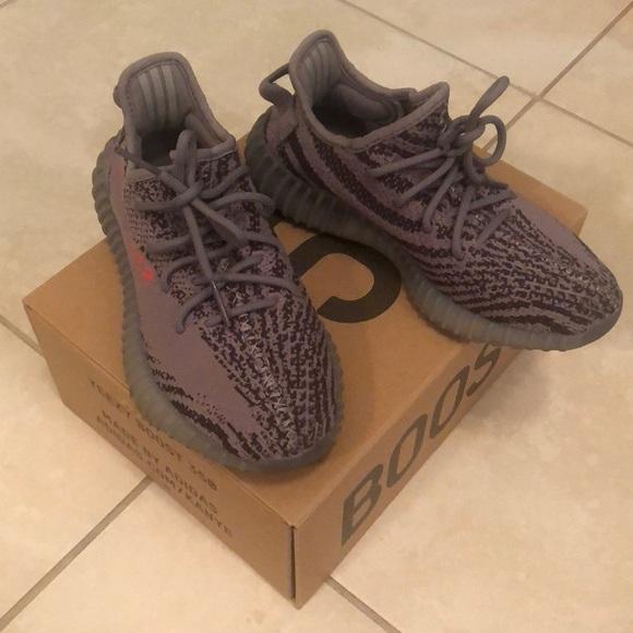 Yeezy Shoes | Boost 350 V2 Grey Borang